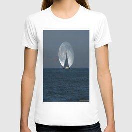 Full Moon Sailing T-shirt