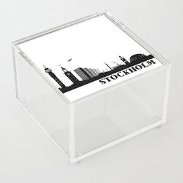 Stockholm Acrylic Box