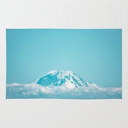 Mt Rainier Rug