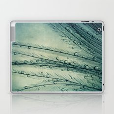 Moody Blues Feather Drops Laptop & iPad Skin