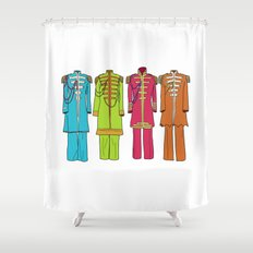 Sargent Peppers Shower Curtain