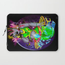 Universal Frequencies Laptop Sleeve