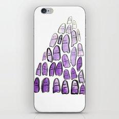 Ghost Mountain iPhone & iPod Skin