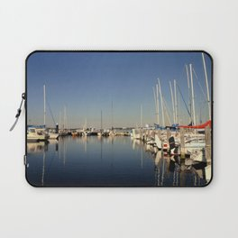 Paynesville Harbour Laptop Sleeve