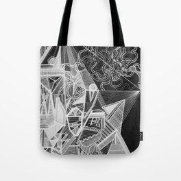 Structures Tote Bag