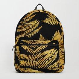 gold ferns Backpack