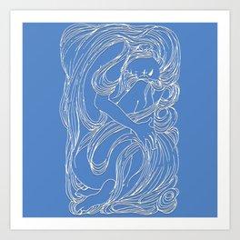 Claustrophilia Art Print