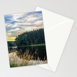 Wilber Lake Stationery Cards