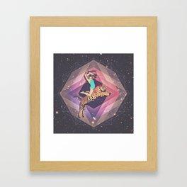 Things Happen  Framed Art Print