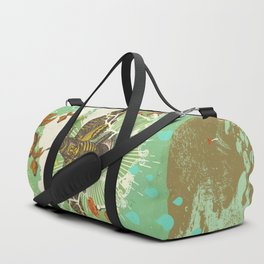EVENING PSYCHEDELIA Duffle Bag