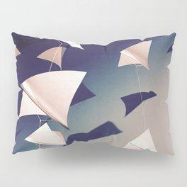Paper Wings Pillow Sham