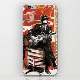 Delta Blues - Robert Johnson & Friends iPhone Skin