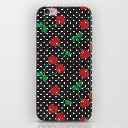 Cherry Pin-Up iPhone Skin