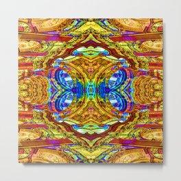 Pattern-213 Metal Print
