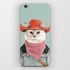 Rodeo Cat iPhone Skin