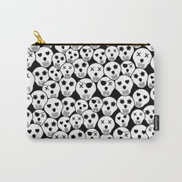 Silly Skulls Carry-All Pouch
