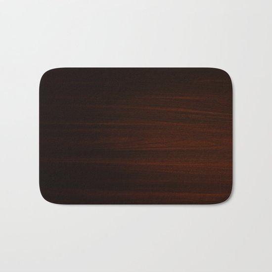 Wooden case Bath Mat
