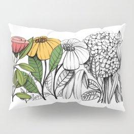 First summer blooms Pillow Sham