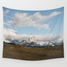 Iconic Towers of Patagonia Wall Tapestry