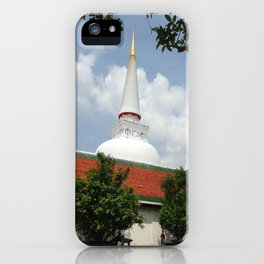 BELIEF iPhone Case
