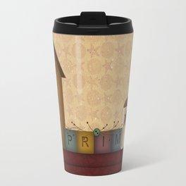 Primitives Travel Mug