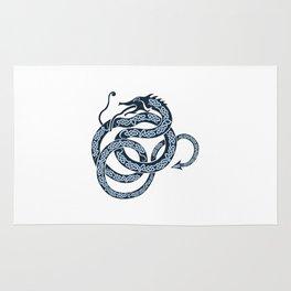 Norse Dragon Rug
