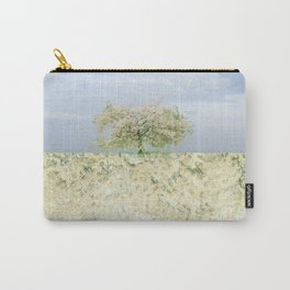 landscape 004c: 藍の空 (indigo sky) Carry-All Pouch