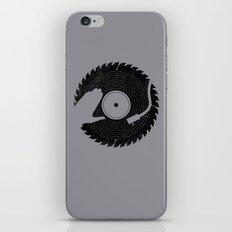 That DJ sure can cut iPhone & iPod Skin