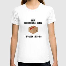 Professional Boxer T-shirt