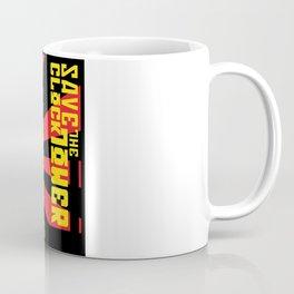 Clocktower Propaganda Coffee Mug