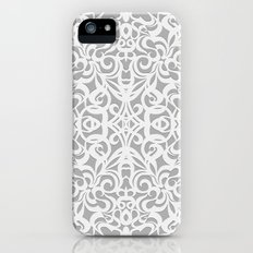 Floral Abstract Damasks G17 iPhone (5, 5s) Slim Case