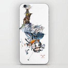 BQ-45 Spacecraft iPhone Skin