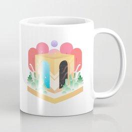Temple of Time  Coffee Mug