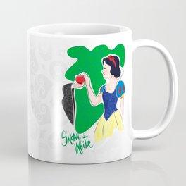 Snow White and the Apple Coffee Mug