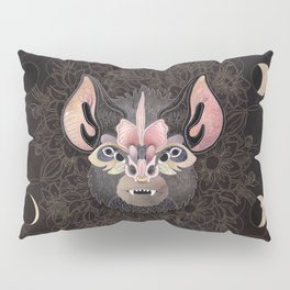 Monstrous beauty pollinator III Pillow Sham