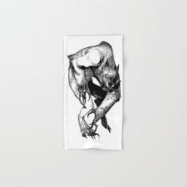 The Werewolf Hand & Bath Towel