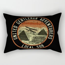 United Gentleman Adventurers Rectangular Pillow