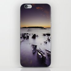 Shale Stones iPhone & iPod Skin