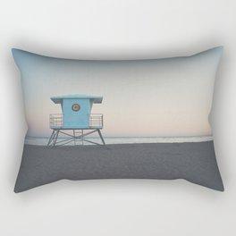 sunset on the coast ... Rectangular Pillow