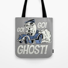 Go! Go! Ghost! Tote Bag