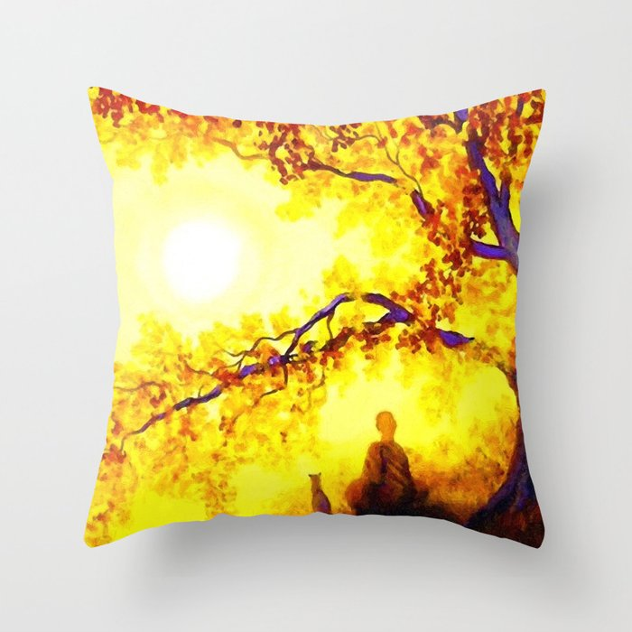 Bless the lord oh my soul and all that is within me Throw Pillow by ...