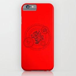 Spiritual Mandala iPhone Case