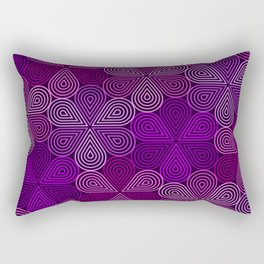 Op Art 177 Rectangular Pillow