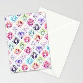 Houseki no kuni - Infinite gems Stationery Cards
