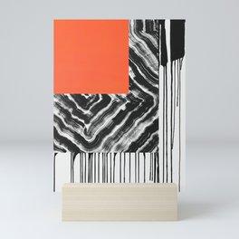 LAYERS#01 Mini Art Print