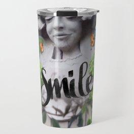Smile - Cara Dura Proyect Travel Mug