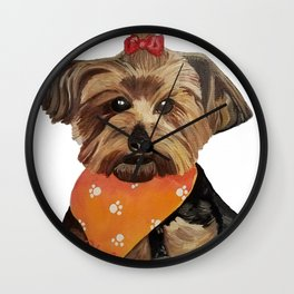 khloe Wall Clock