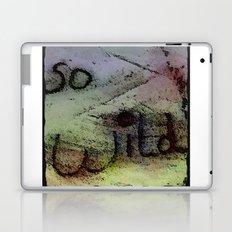 So Wild Laptop & iPad Skin
