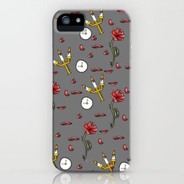 Beauty within the Beast iPhone Case