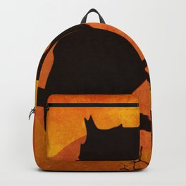 Halloween Is Coming Backpack